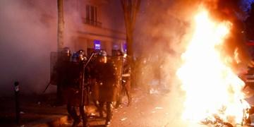 ادامه آشوب در خیابانهای پاریس؛ 150 نفر بازداشت شدند