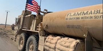 قاچاق 80 کامیون نفت و گندم از سوریه به عراق توسط عناصر آمریکایی