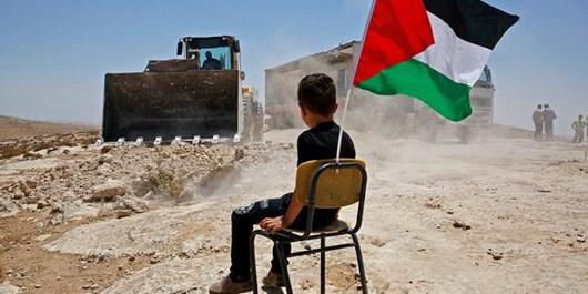 تخریب 35 منزل مسکونی فلسطینیها طی دو هفته اخیر