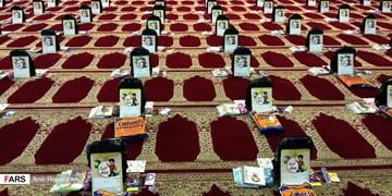 «مهر مهربانی» برای دانشآموزان محروم/ توزیع ۱۵۰۰ بسته لوازمالتحریر در خراسانجنوبی