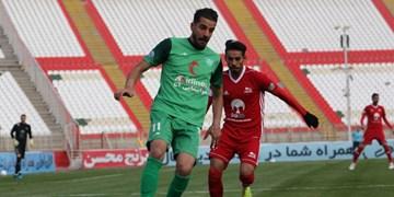 هفته ششم لیگ برتر  تراکتور برنده ناپلئونی دربی تبریز در ورزشگاه سرد
