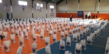 توزیع ۱۸ هزار بسته معیشتی توسط ستاد اجرایی فرمان امام(ره) در اردبیل