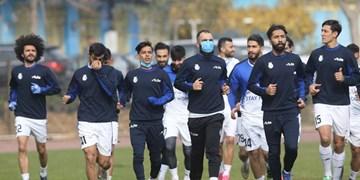 فیلم/ ورود بازیکنان استقلال به ورزشگاه امام رضا (ع)