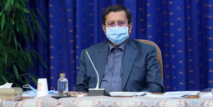 همتی: بخشی از ارزهای مسدودشده ایران در خارج از کشور آزاد شد