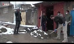 فیلم| حکایت جهادگرانی که از حاجقاسم الهام گرفتهاند/ فعالیت این گروه در کمک به محرومان بیجار بینظیر است