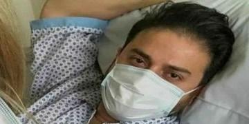 «بابک جهانبخش» فردا زیر تیغ جراحی می رود