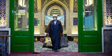 کمک های مومنانه مساجد تهران