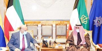 پیام مکتوب نخستوزیر عراق به امیر کویت