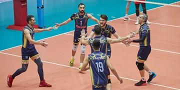 لیگ برتر والیبال  سلام سیرجانیها به فینال با غلبه بر سپاهان