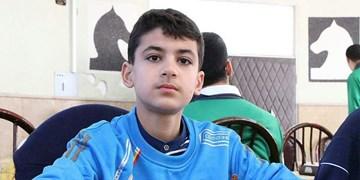 شطرنجباز تبریزی نائب قهرمانی جهان شد