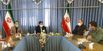 غربالگری ۳۸۴ هزار نفر در شهرستان اردبیل طی طرح شهید سلیمانی