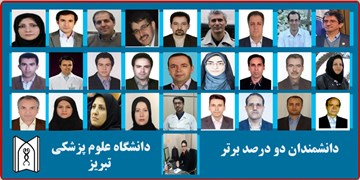 1153 دانشمند ایرانی در بین ۲ درصد برتر دانشمندان دنیا