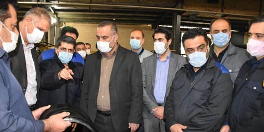 تولید ۳۶ هزار تن لاستیک در شیراز/ تامین لاستیک در سطح بازار هیچ مشکلی ندارد