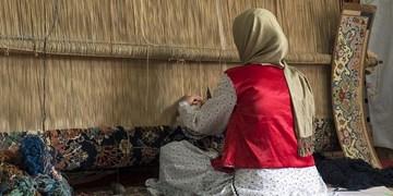 پرداخت تسهیلات معیشتی به بافندگان فرش روستایی