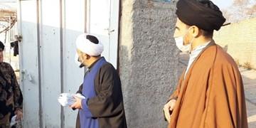 ۳۰ هزار ماسک رایگان در مناطق محروم قزوین توزیع شد