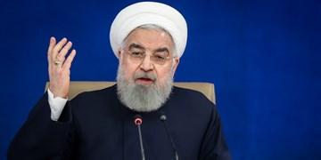 روحانی: مردم در رنج هستند البته ما چیزهای دیگری میخواستیم/ ما کشور را بدون نفت اداره کردیم