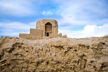 قلعه «سه کوهه» سیستان
