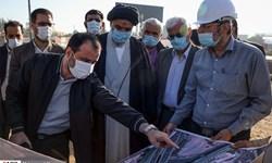 فیلم  بازدید نماینده ولی فقیه در خوزستان از پروژه های عمرانی شهرداری اهواز