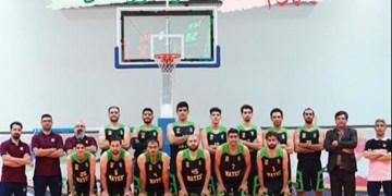 پیروزی تیم خانه بسکتبال جهرم در  لیگ دسته اول کشور