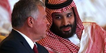 گفتوگوی تلفنی ولیعهد سعودی با شاه اردن