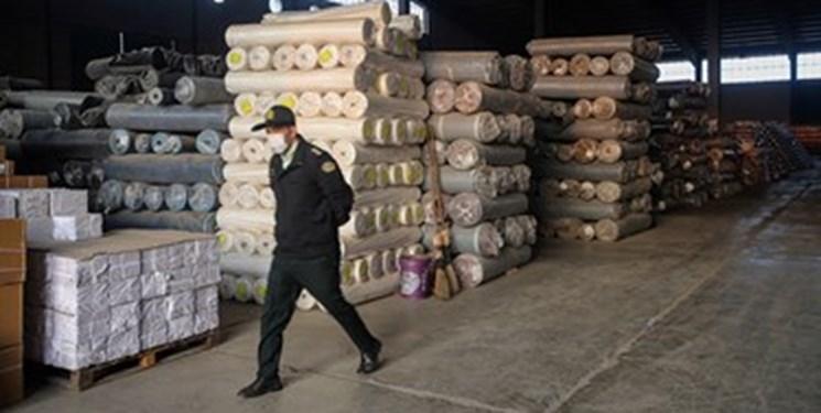 کشف انبار بزرگ لوازم خانگی قاچاق در مشهد