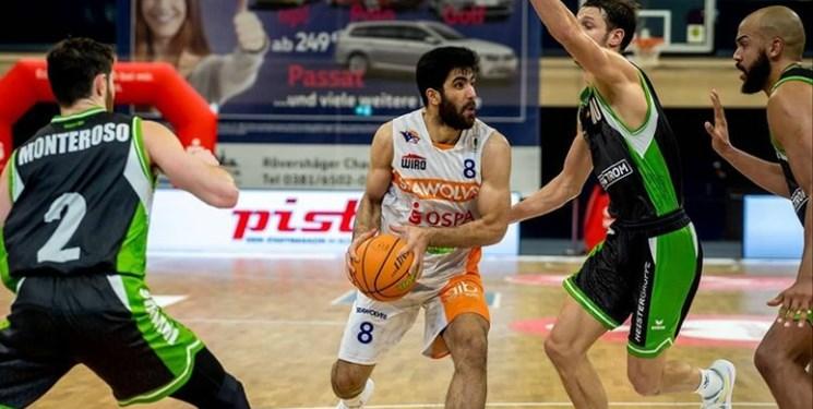 ستاره ایرانی در بوندس لیگا