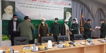 تجلیل از فعالان فرهنگی -هنری و رسانهای سپاه فتح/ تاکید فرمانده بر کادرسازی