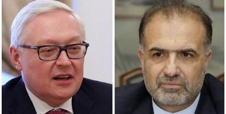 سفیر ایران و معاون لاوروف درباره برجام رایزنی کردند