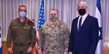 گفتوگوی وزیر جنگ رژیم صهیونیستی با رئیس ستاد مشترک آمریکا درباره ایران