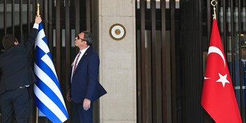 آکار: یونان در مسیر نابود کردن روابط با ترکیه است