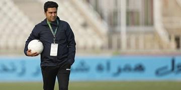 اخباری: برای برنده شدن به مصاف تیم نفت مسجد سلیمان میرویم/همه مربیان برد را دوست دارند