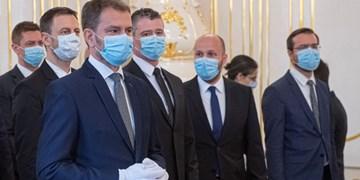 پس از ماکرون،  نخستوزیر اسلواکی هم کرونا گرفت