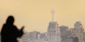 آلودگی به هوای تهران بازگشت