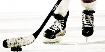 پایان رقابت های اسکیت هاکی روی یخ آقایان با قهرمانی تیم آنلاین تایر تهران