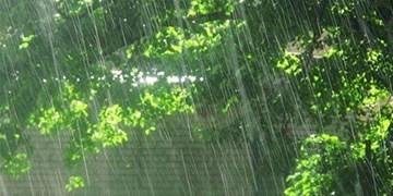 بارشهای رگباری بهاری تا روز پنجشنبه مهمان آسمان مازندران