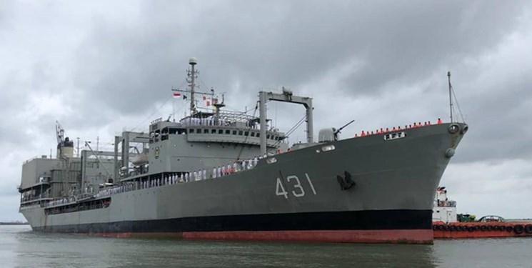 برگزاری رزمایش دریایی ایران، روسیه و چین در اقیانوس هند