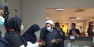 قدردانی امام جمعه دهدشت از مدافعان سلامت+فیلم
