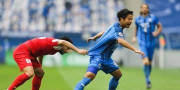 فینال لیگ قهرمانان آسیا 2020| آمار بازی نیمه اول پرسپولیس با اولسان کره جنوبی