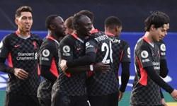 هفته بیست و هشتم لیگ انگلیس| پیروزی خارج از خانه لیورپول مقابل ولورهمپتون