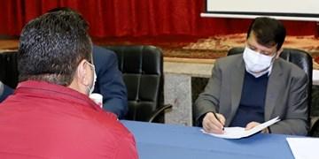 بررسی مشکلات 120 نفر از زندانیان در دیدار با رئیسکل دادگستری آذربایجانشرقی
