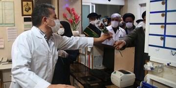 فیلم| تجلیل از پرستاران به سبک بچههای جهادی