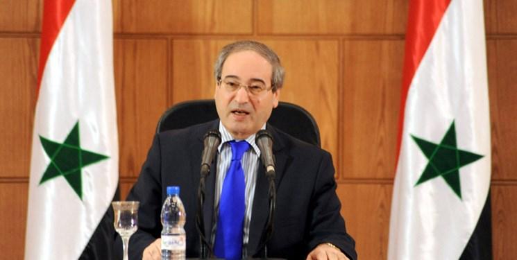 دمشق: از هر گونه همگرایی بین ایران و کشورهای عربی استقبال میکنیم