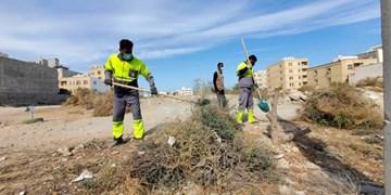 جمعآوری ۳۶۰۰ تن نخاله از معابر قشم/ ساز شهرکهای قشم کوک میشود