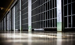 بازدید از زندان مرکزی کرج توسط کارآموزان قضایی