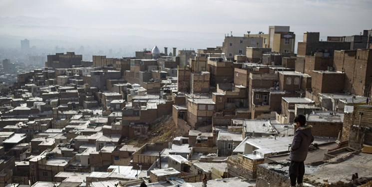 جان نیم میلیون نفر اینجا در خطر است/ دومینوی آوار در حاشیه تبریز