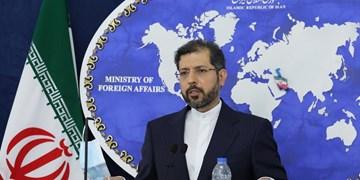 خطیبزاده در واکنش به بیانیه شورای همکاری: هیچگونه مداخلهای را در برنامه هستهای و موشکی خود برنمیتابیم