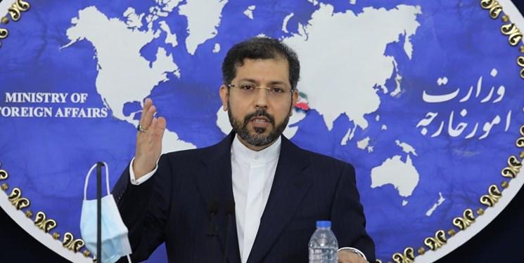 خطیبزاده: جزایر سهگانه ایرانی بخش لاینفک سرزمین ایران هستند