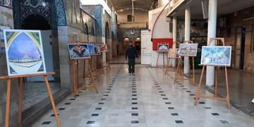 حرم حضرت زینب میزبان نمایشگاه عکس هنرمند قمی