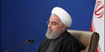 روحانی: ما اصلاً در قانون اساسی نظارت بر کار دولت نداریم