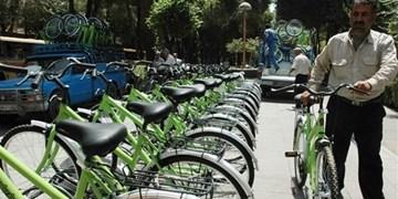 اعطای نشان شهر ملی دوچرخه به شهردار شیراز